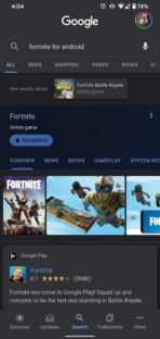 Fortnite For Android (3)