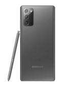 Galaxy Note20 Mystic Gray_Back with S Pen