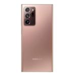 Galaxy Note20 Ultra Mystic Bronze_Back