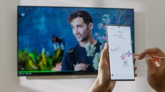 Galaxy Note20 Ultra DeX Notes