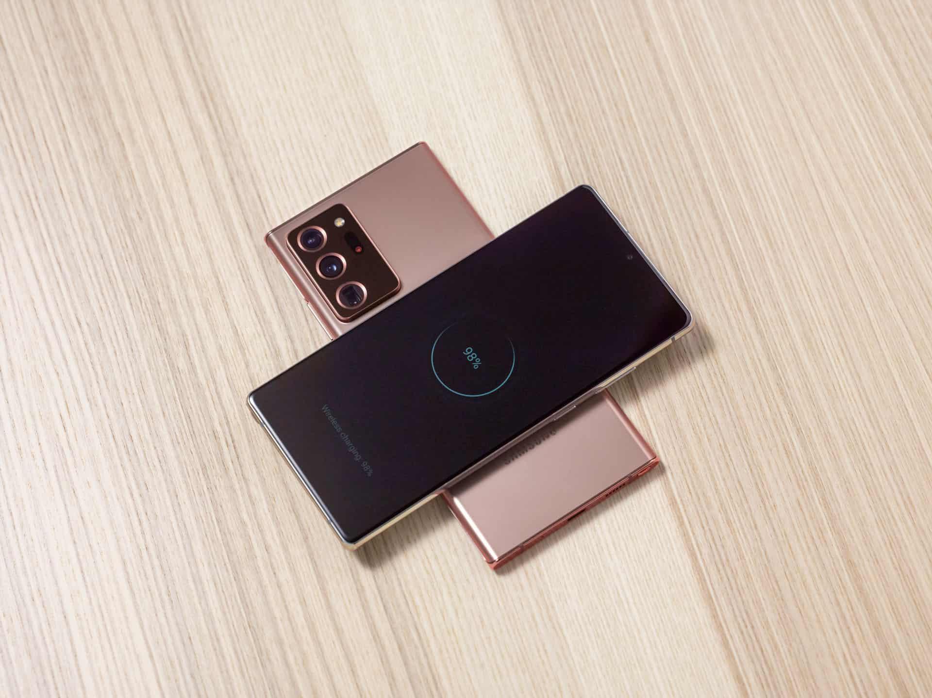 Galaxy Note20 Ultra PowerShare