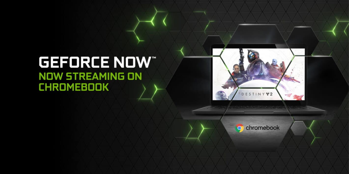 GeForce NOW For Chromebook