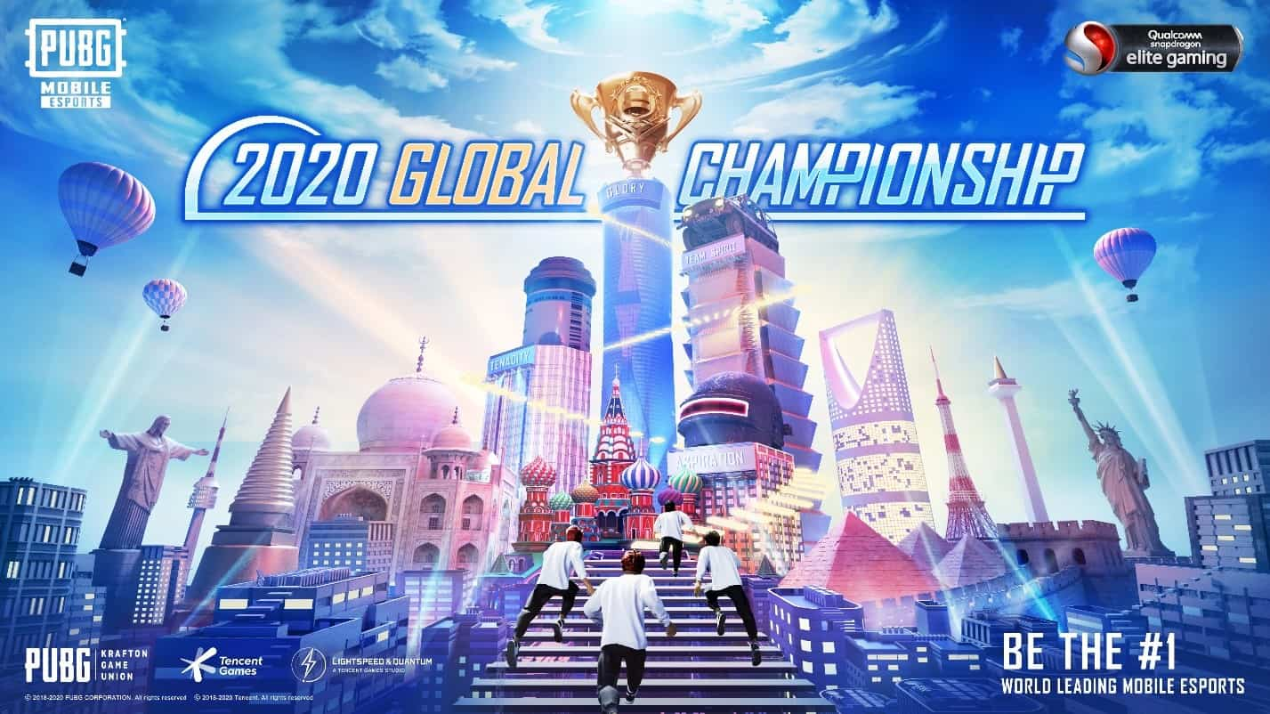 Global Championship Banner