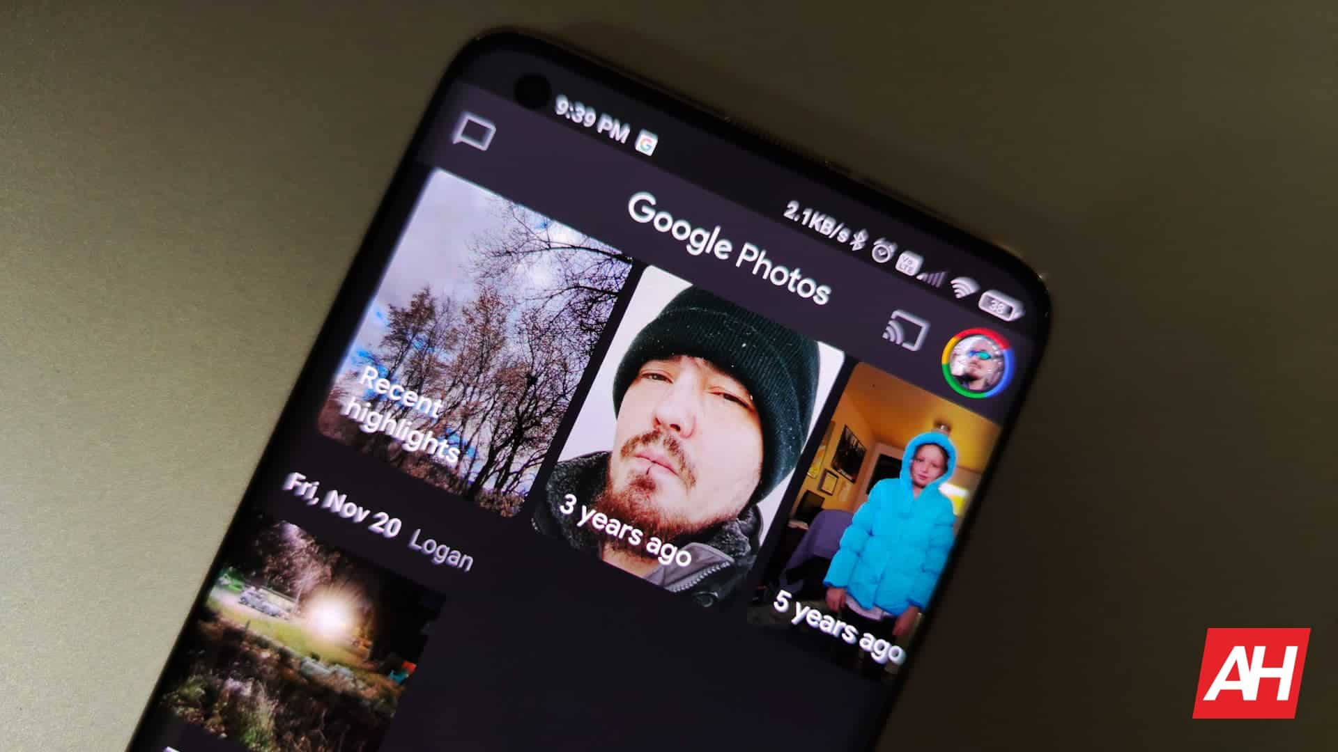 Google Photos sharpening and noise reduction tools rolling out