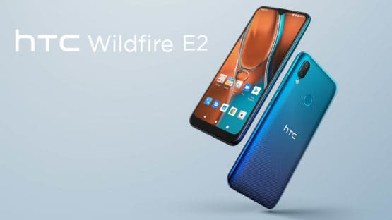 HTC Wildfire E2 Wide Featured