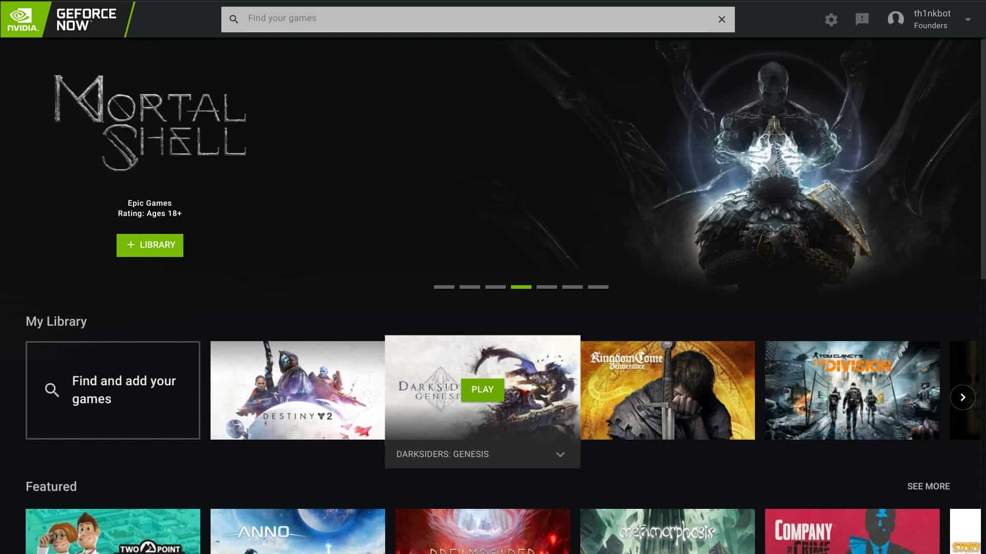 How To Get Started With GeForce NOW Chromebooks 1
