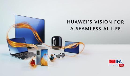 Huawei IFA 2020 Keynote