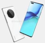 Huawei Mate 40 Pro render leak 3