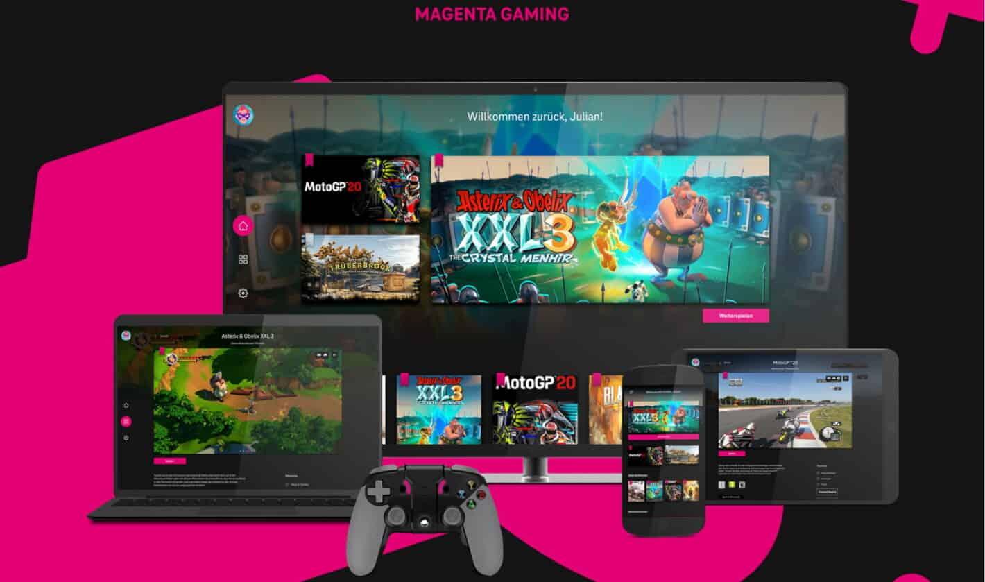 Magenta Gaming by Deutsche Telekom