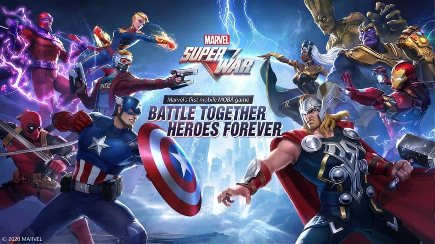 Marvel Super War MOBA