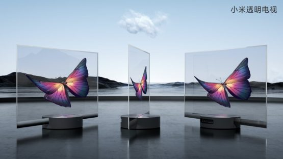 Mi TV LUX OLED Transparent Edition 07