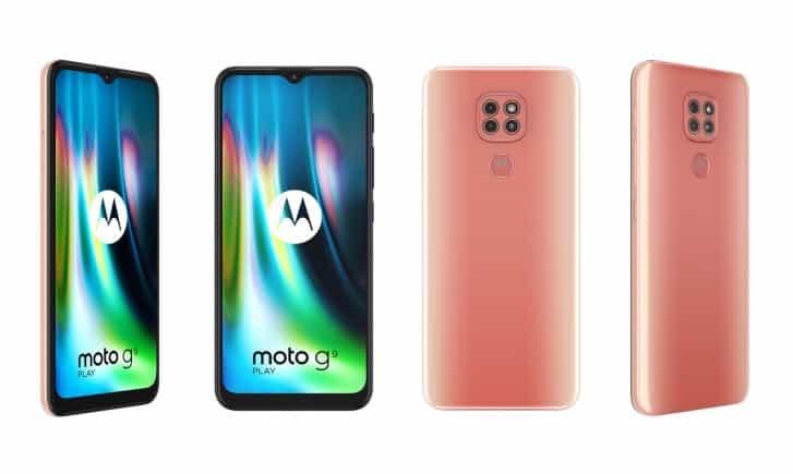 Motorola Moto G9 Play image 1
