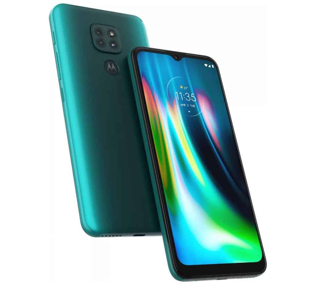 Motorola Moto G9 image 1