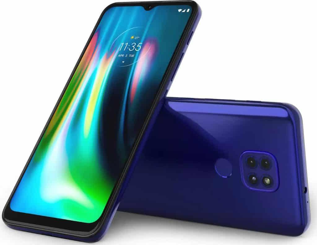 Motorola Moto G9 image 2