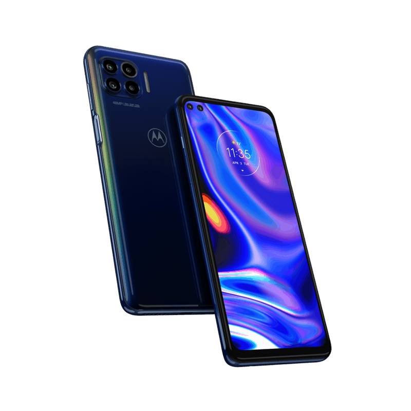 Motorola One 5G Design
