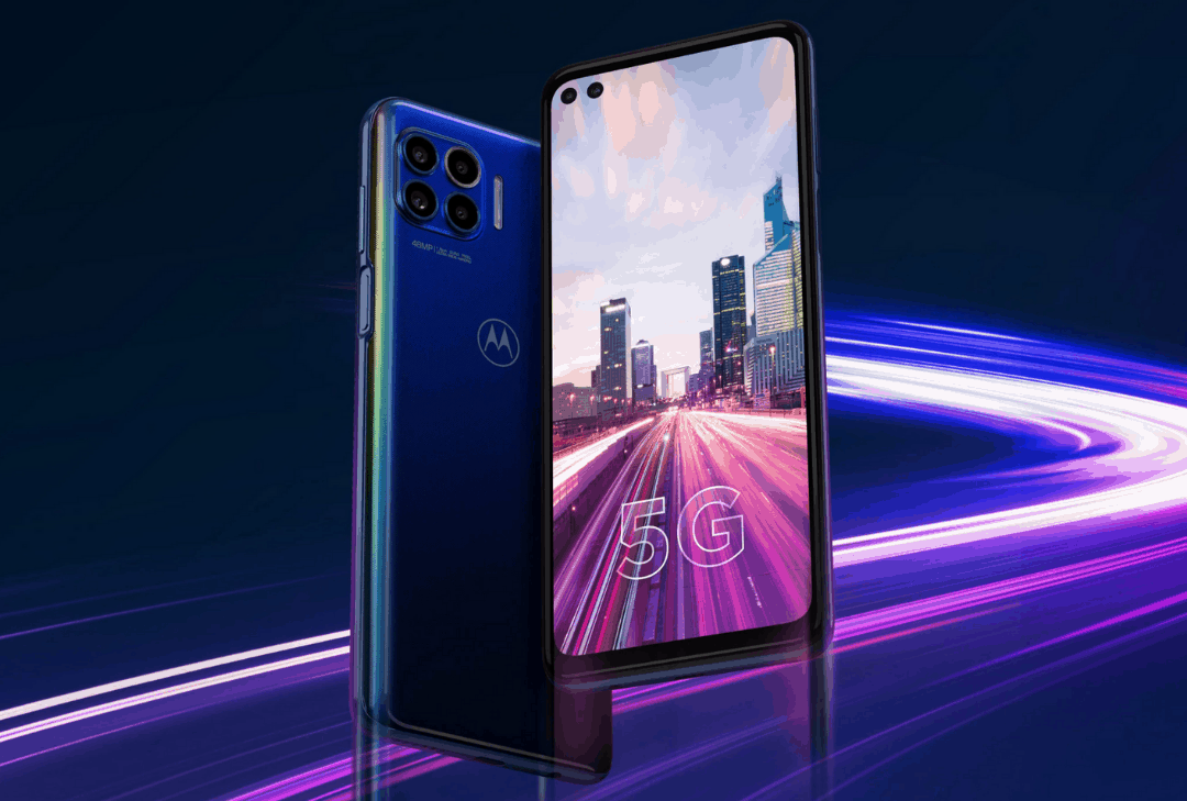 Motorola's New One 5G Phone Might be That Phone