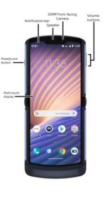 Motorola Razr 5G design detailed 1