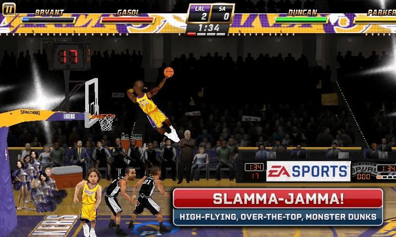 NBA JAM image 1