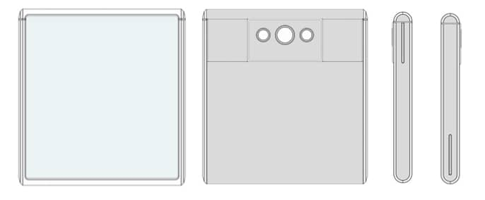 OPPO extendable display smartphone patent 2
