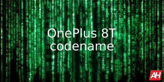 OnePlus 8T codename 1