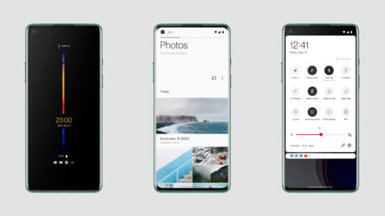 OnePlus OxygenOS 11 official UI image featured
