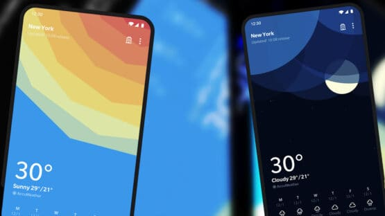 OnePlus Weather Redesign Mockup AH db aug28 2020