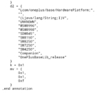 OnePlus entry-level smartphone code snippet 1