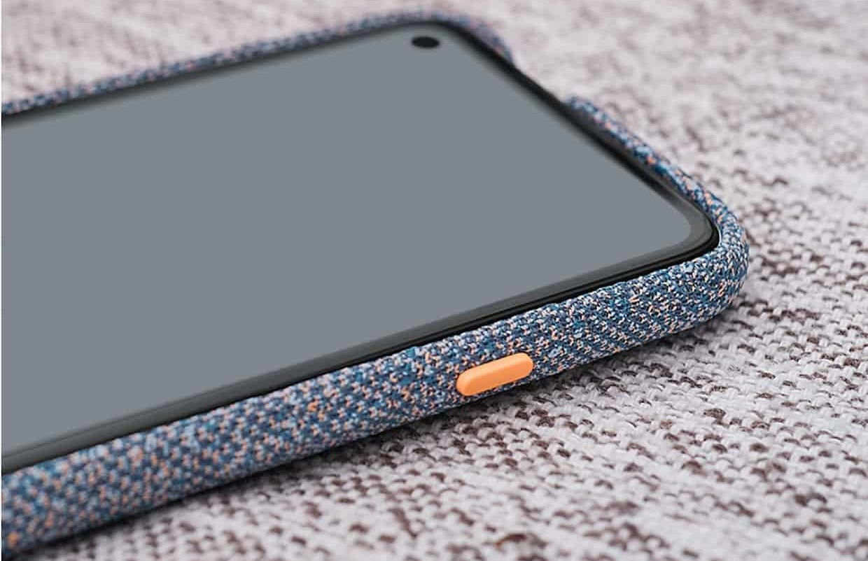 Pixel 4a Fabric Case 1