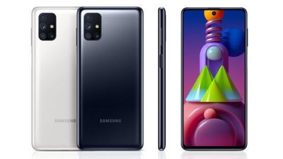 Samsung Galaxy M51 image 1