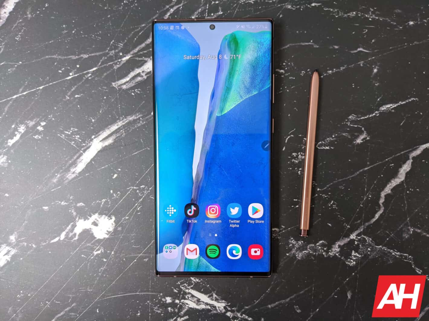 Samsung Galaxy Note 20 Ultra Review AM AH 21 1