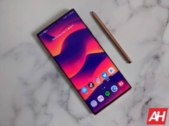 Samsung Galaxy Note 20 Ultra Review AM AH 29 1
