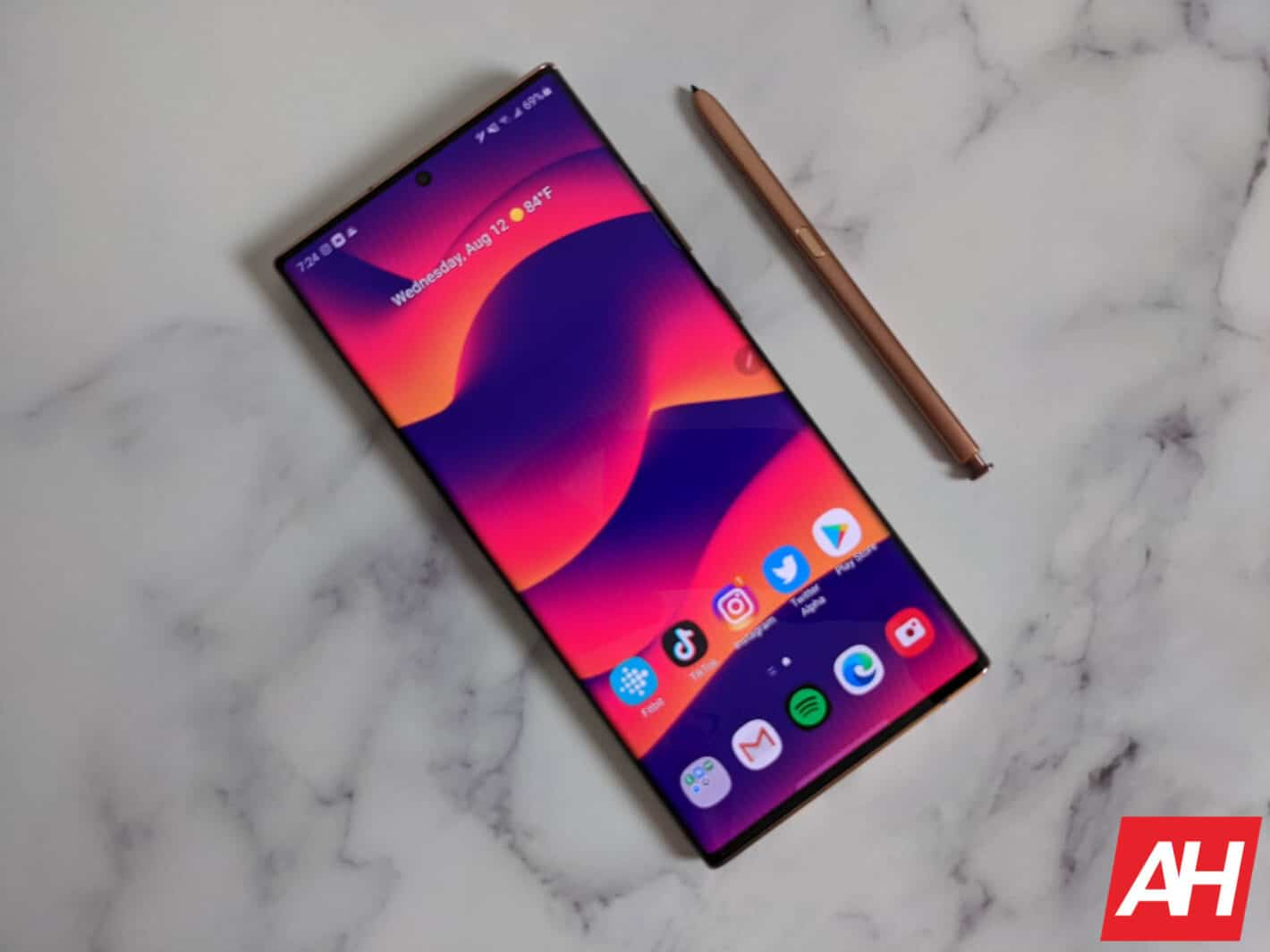 Samsung Galaxy Note 20 Ultra Review AM AH 29