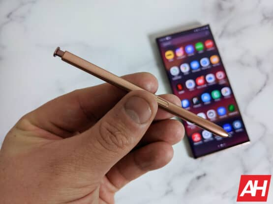 Samsung Galaxy Note 20 Ultra Review AM AH 30 1
