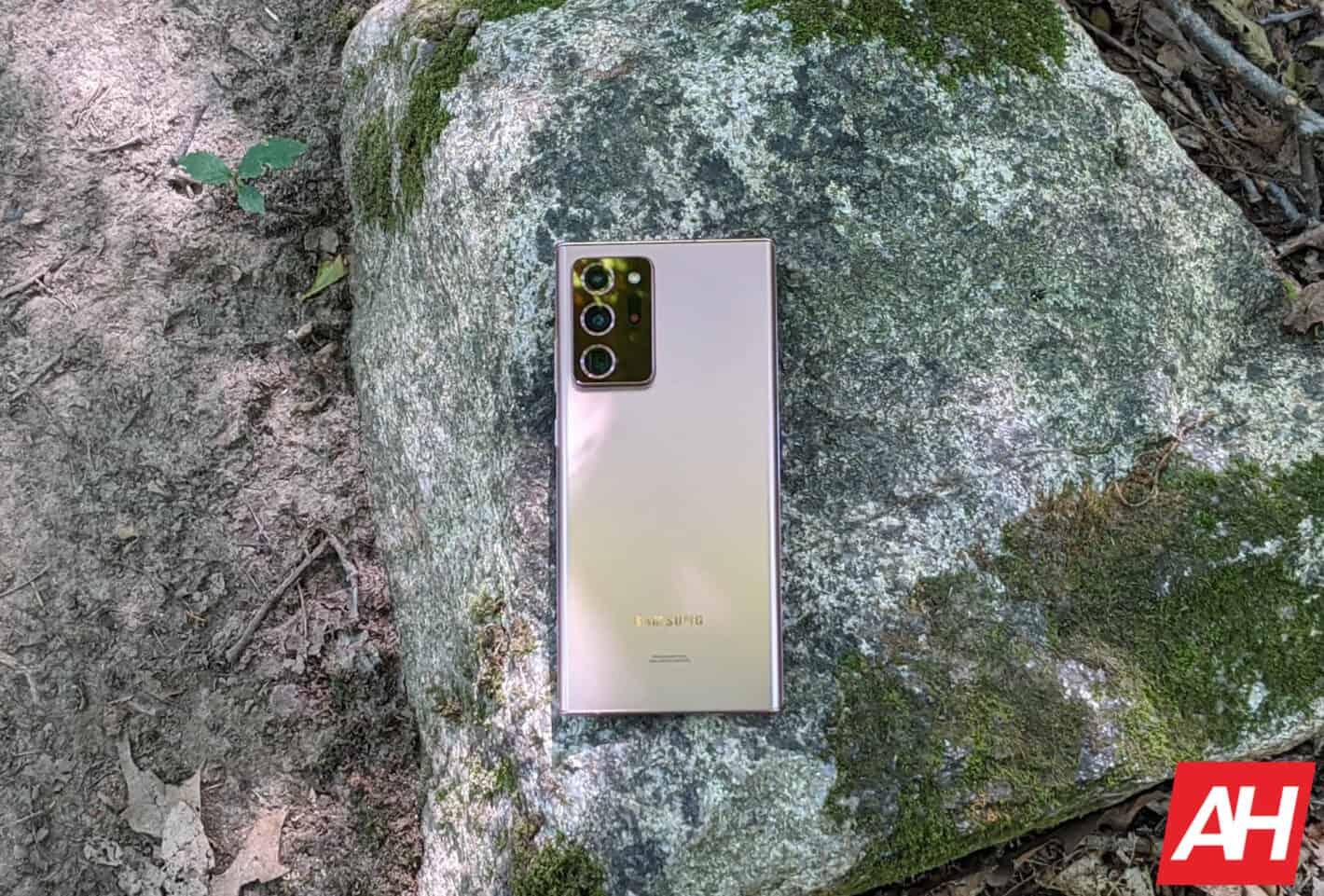 Samsung Galaxy Note 20 Ultra Review AM AH 9