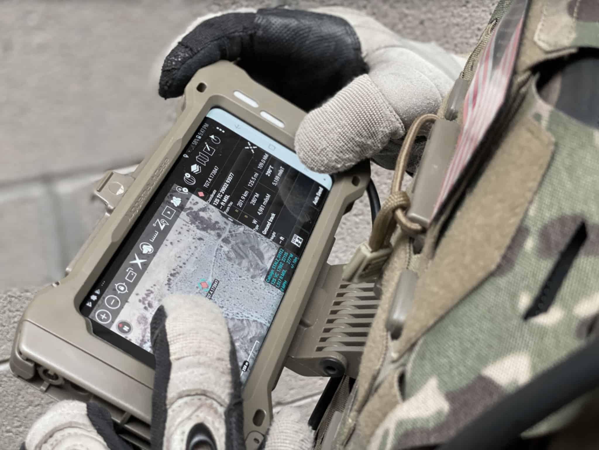 Samsung Galaxy S20 Tactical Edition image 1