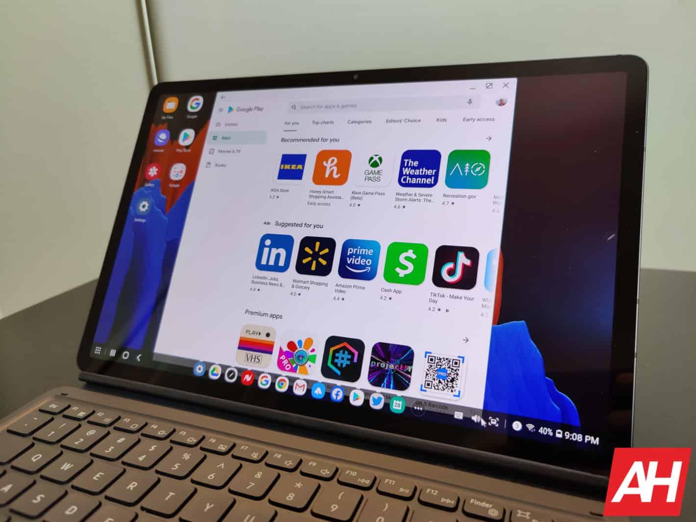 Samsung Galaxy Tab S7 Hands On AM AH 6
