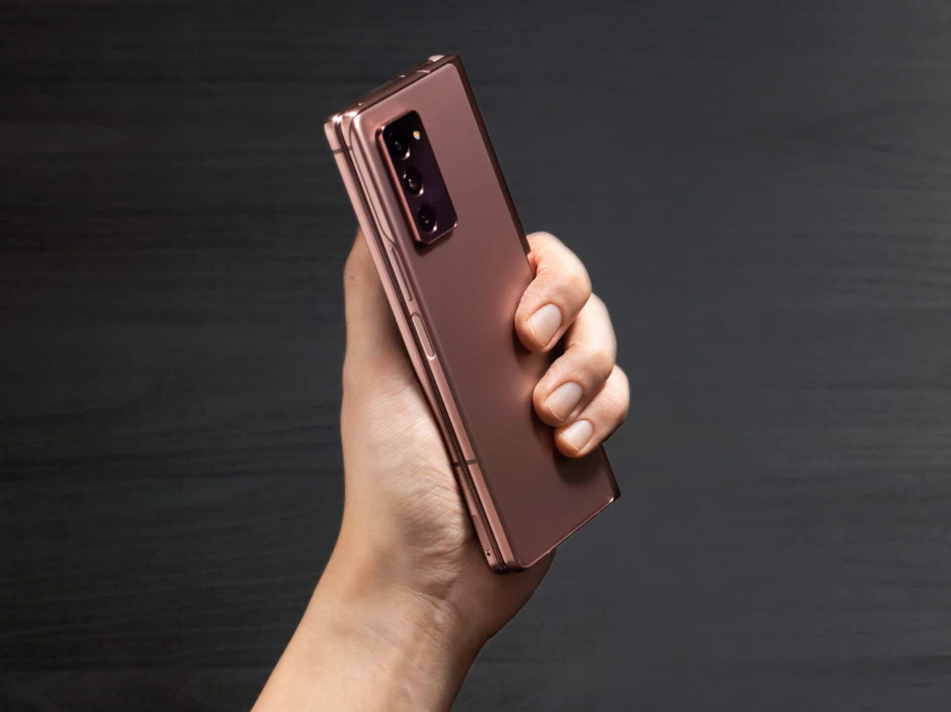 Samsung Galaxy Z Fold 2 1