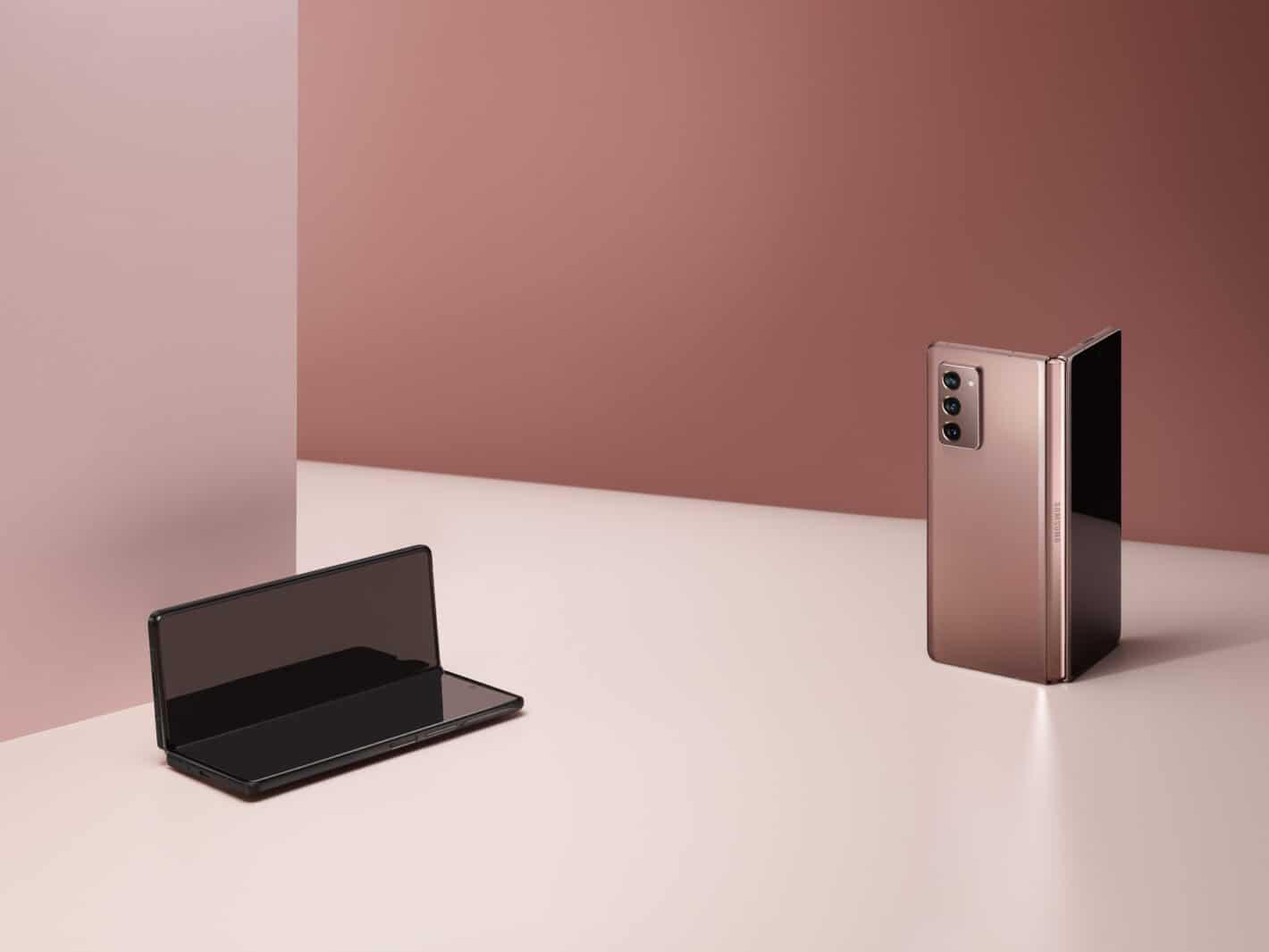 Samsung Galaxy Z Fold 2 AH 7
