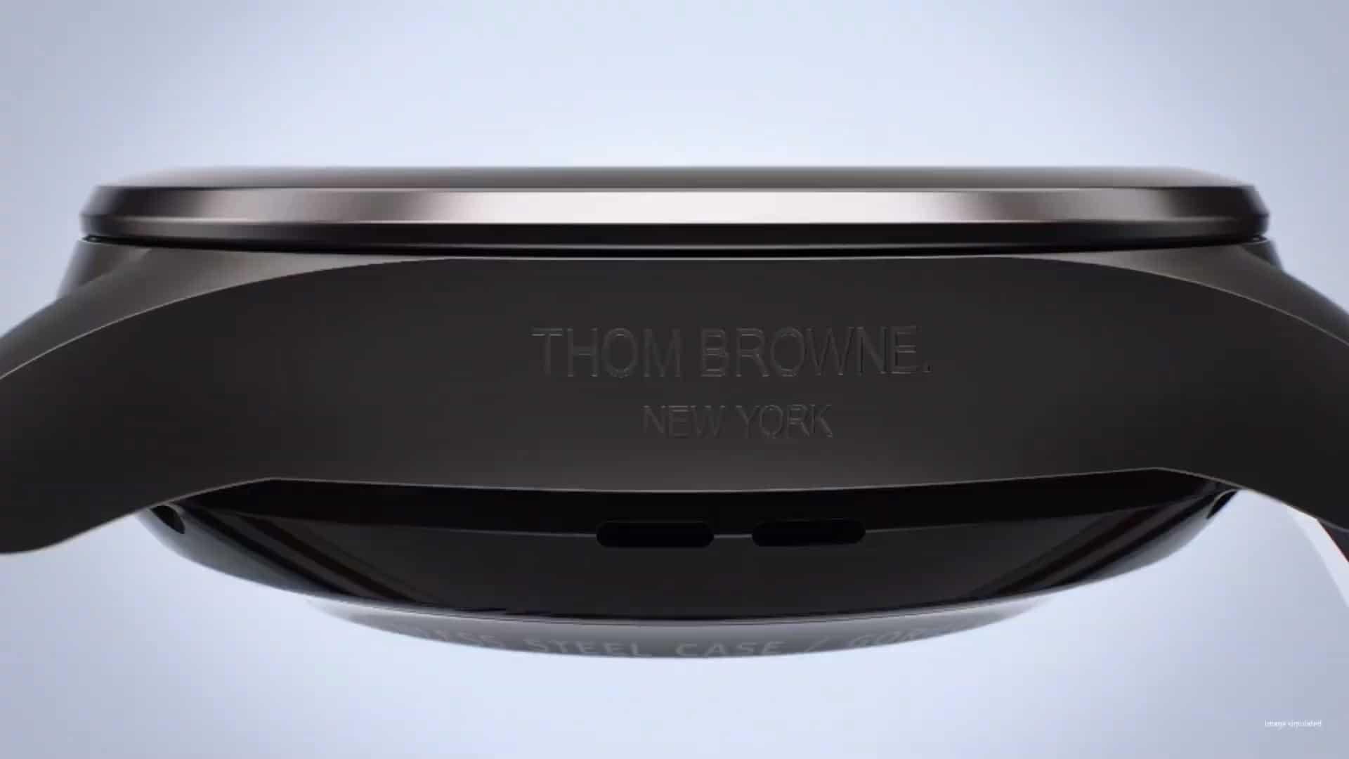 Samsung Galaxy Z Fold 2 Thom Browne Edition 1