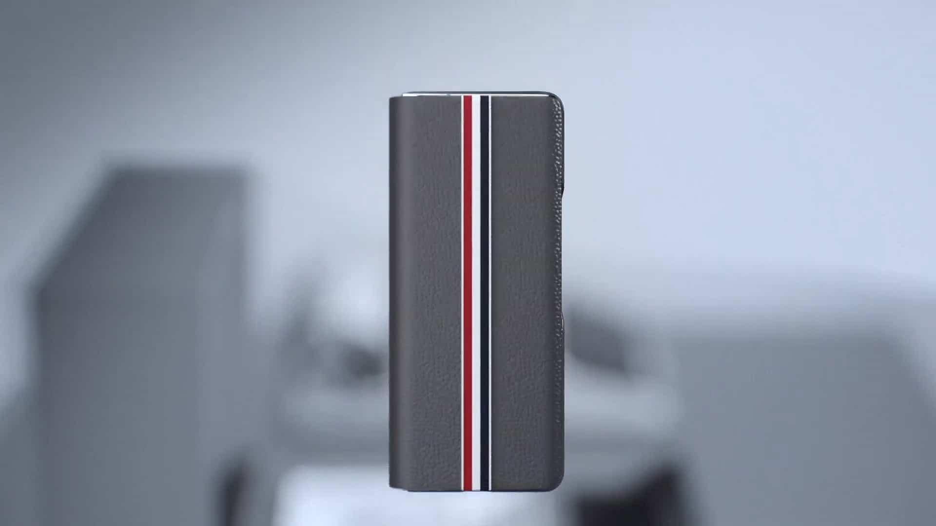 Samsung Galaxy Z Fold 2 Thom Browne Edition 5