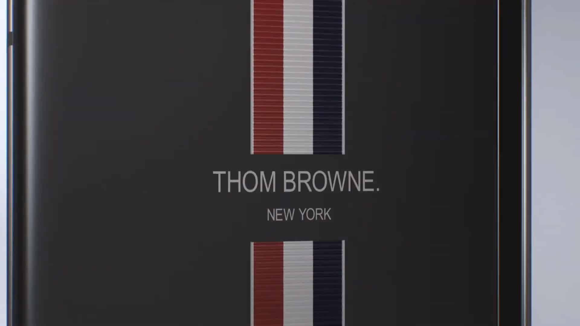 Samsung Galaxy Z Fold 2 Thom Browne Edition 8