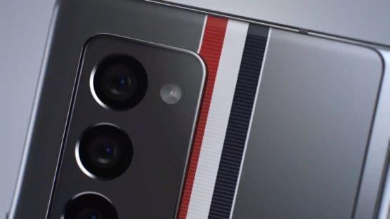 Samsung Galaxy Z Fold 2 Thom Browne Edition 9