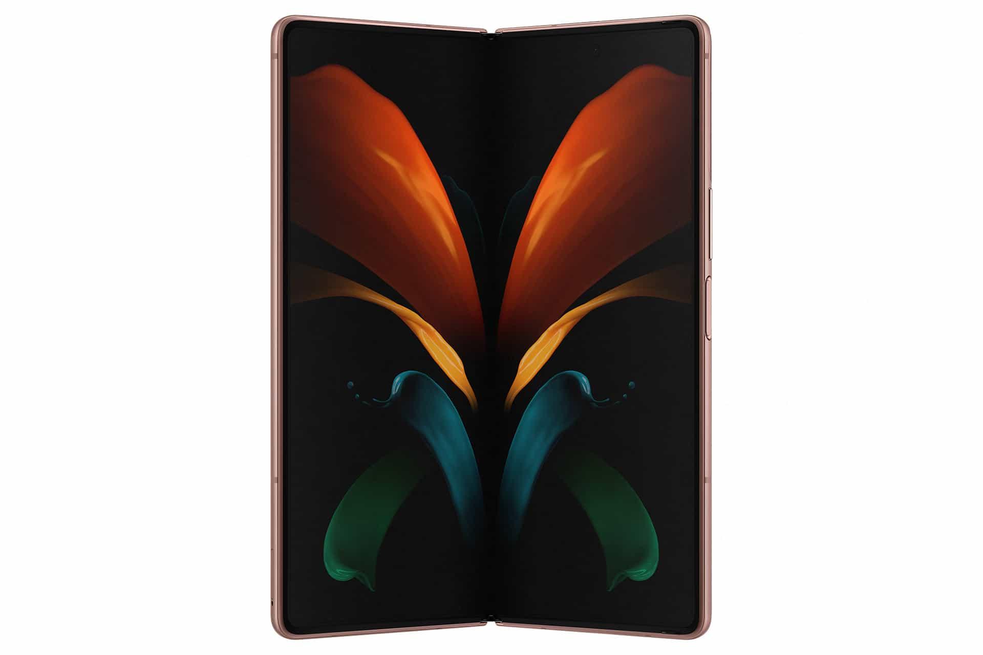 Samsung Galaxy Z Fold 2 press 4