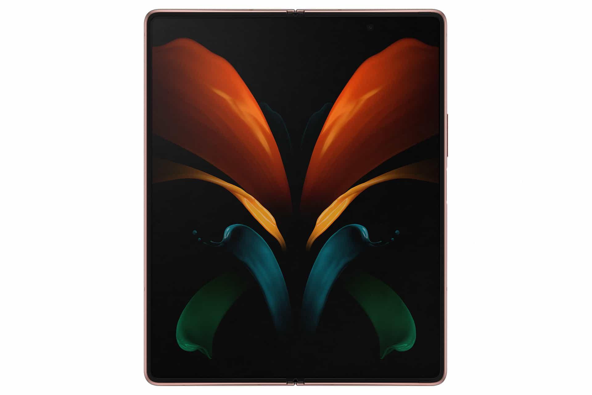 Samsung Galaxy Z Fold 2 press 6