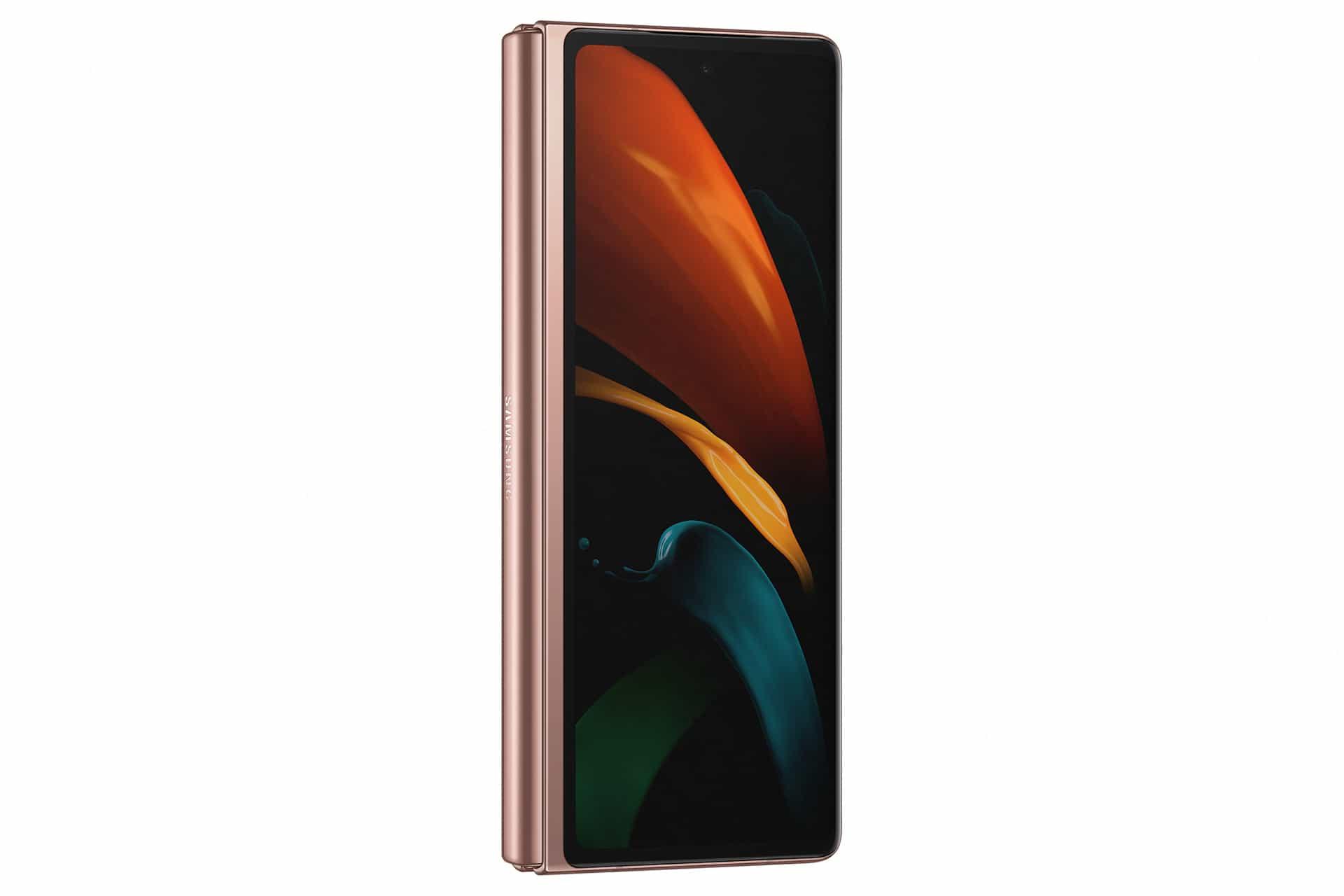 Samsung Galaxy Z Fold 2 press 8