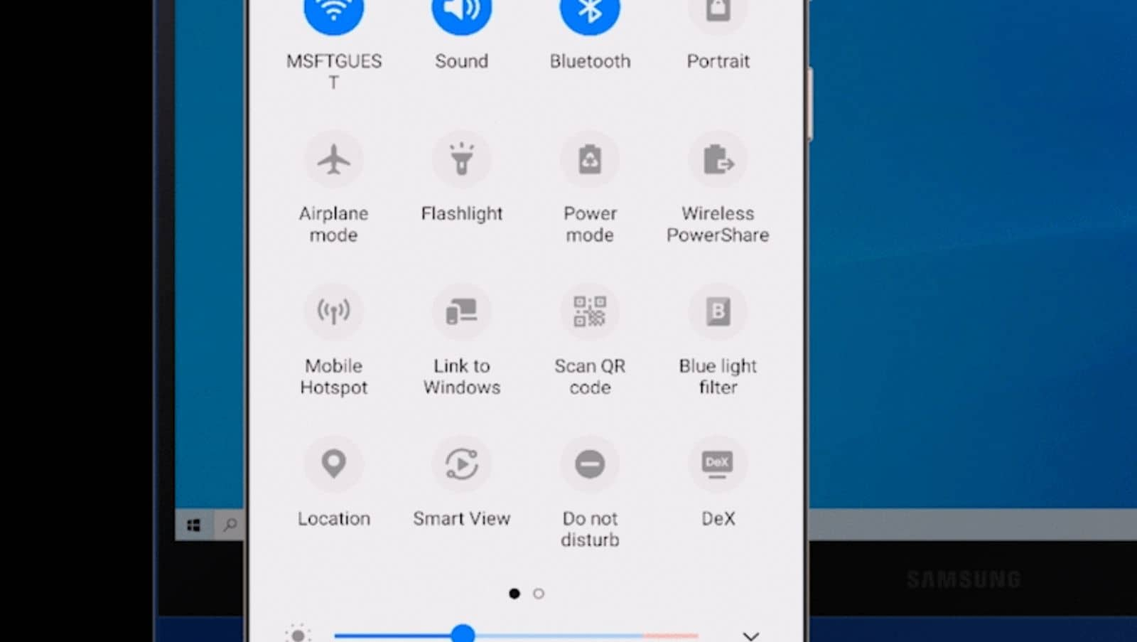 Windows Samsung Microsoft 02 from Microsoft supplied gif