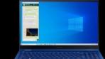 Samsung-Microsoft 11 from Microsoft-supplied gif