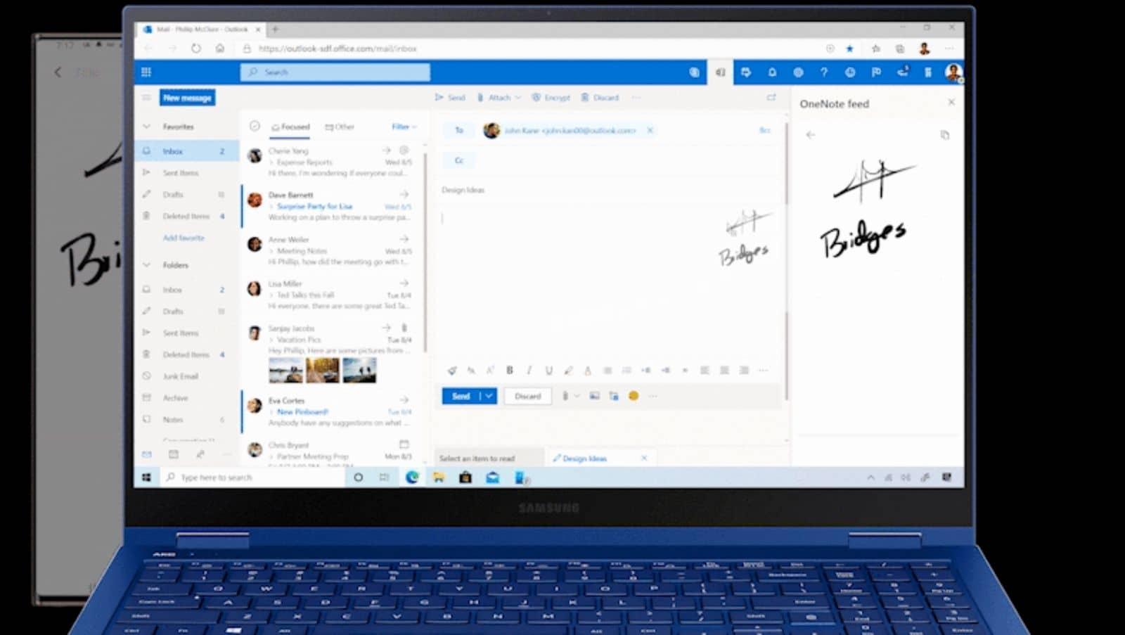 Windows Samsung Microsoft 15 from Microsoft supplied gif