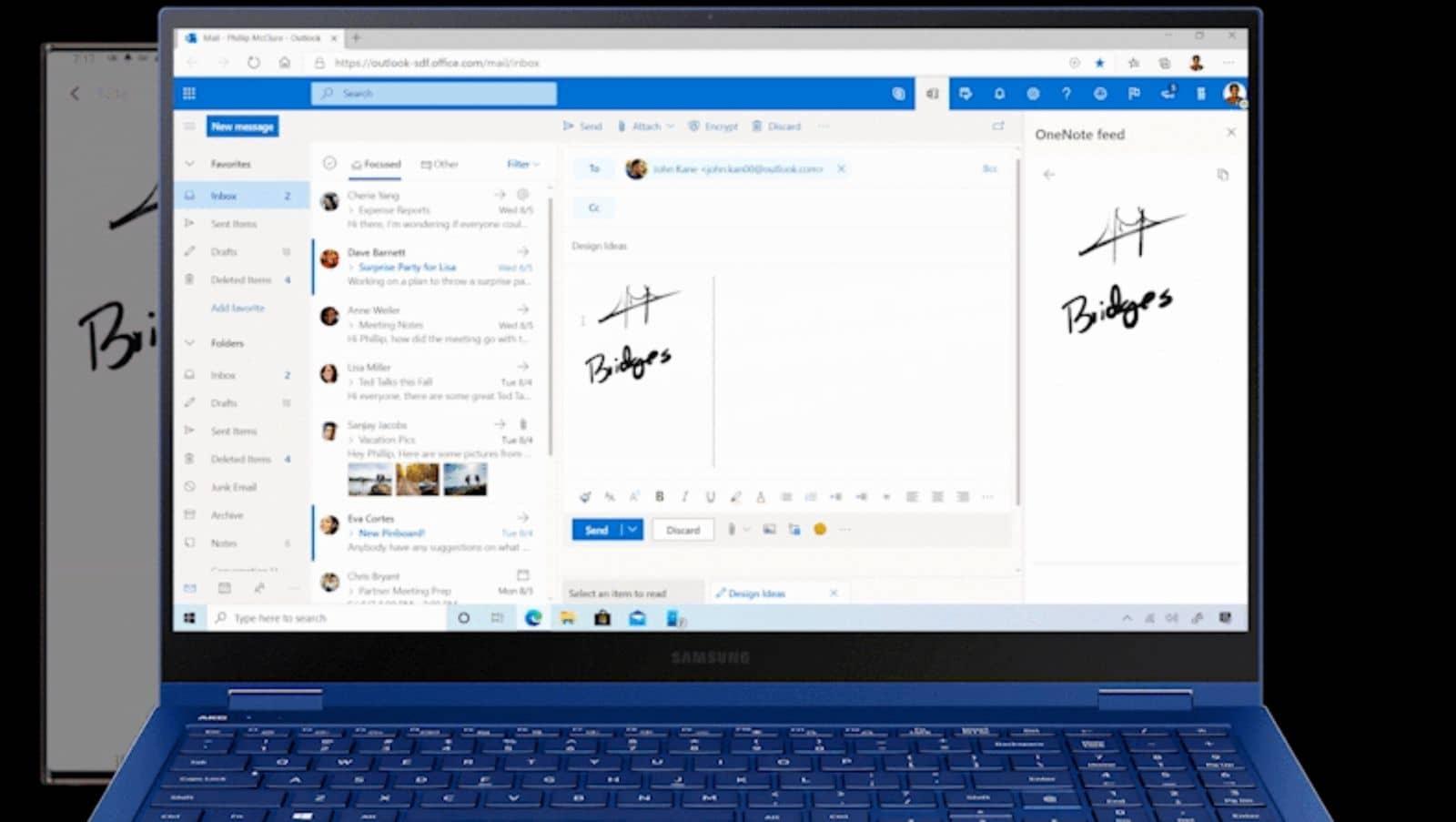 Windows Samsung Microsoft 16 from Microsoft supplied gif