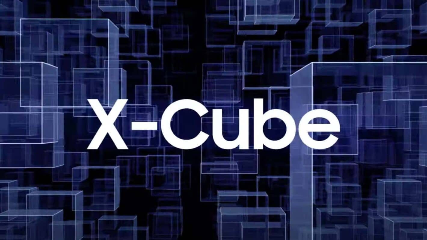 Samsung X Cube from Samsung Newsroom Promo Video